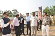 felicitation to guest