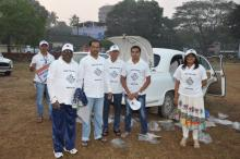 Voter ready to celibrating voters day