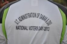 Jersy of Voter's day