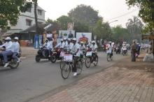 Another Round Of Cycle Rally